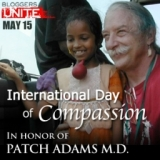 International Day of Compassion in honor of Dr. Patch Adams